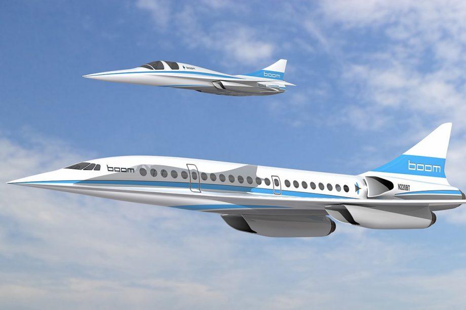 De Londres a Nueva York en 3 horas, así serán los vuelos supersónicos del futuro