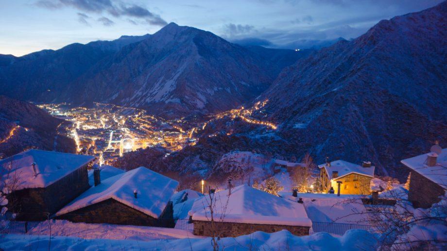 Si viajas a Andorra, ten cuidado con el roaming
