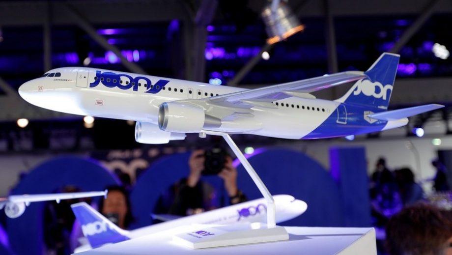 Joon sustituye a Air France en el Aeropuerto de Barcelona