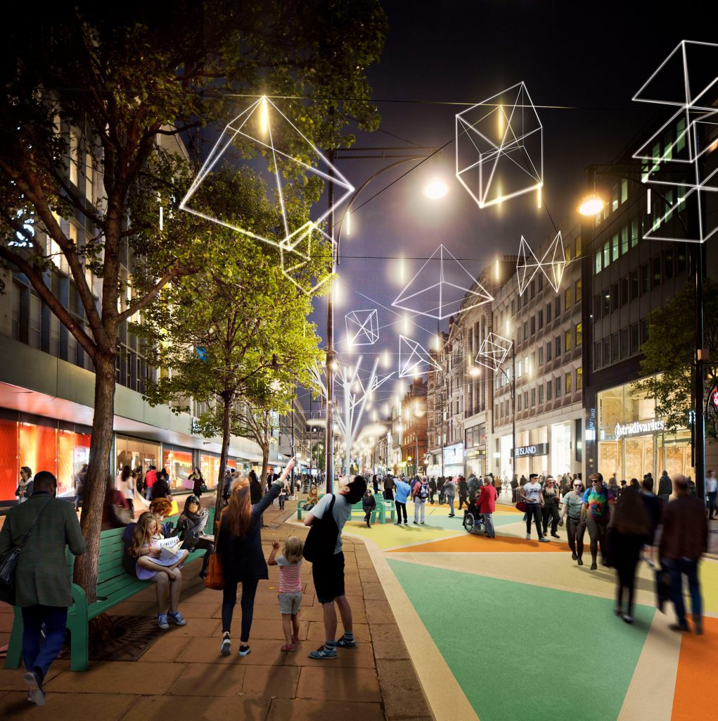 Oxford Street Nocturna